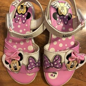 Disney toodler shoes
